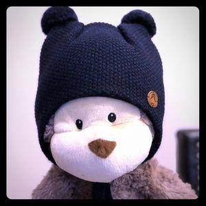 Baby Go Trend winter hat. Size 0-3M